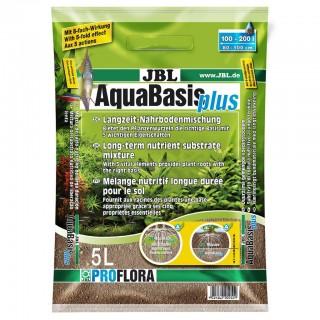 JBL  Aquabasis Plus  Miscela nutriente a lungo termine del substrato 6kg Acquari max 100-200lt
