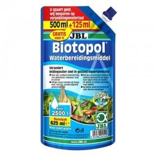 JBL Biotopol biocondizionatore d'acqua Ricarica da 625ml per 2500lt per acquario