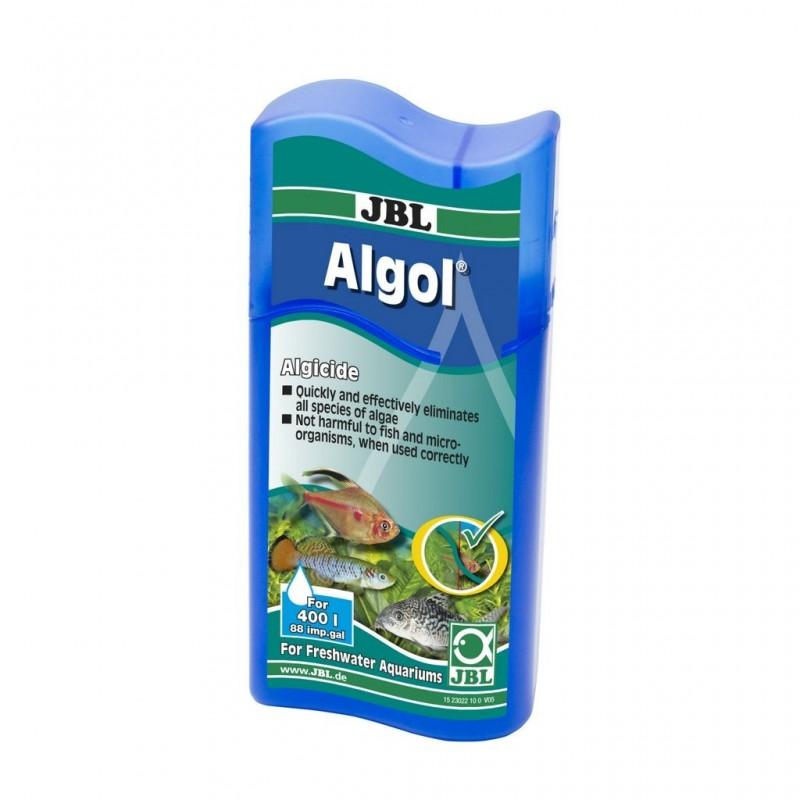JBL Algol 100 ml Antialghe per acquario e laghetti