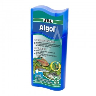 JBL Algol 250 ml Antialghe per acquario e laghetto