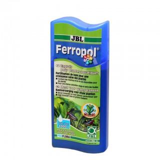 JBL Ferropol fertilizzante liquido completo con microelementi 250ml per 1000lt per acquario