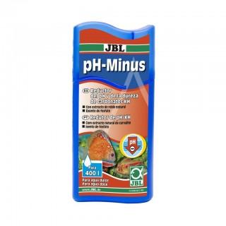 JBL pH-Minus 100ml  Riduttore del pH/KH per 400 litri per acquario