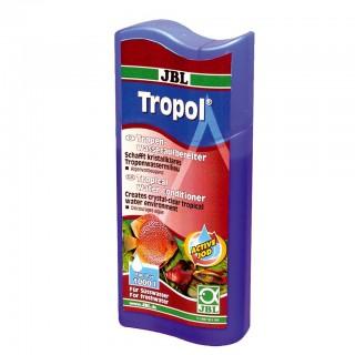 JBL Tropol 250ml per 1000 Litri Condizionatore d'acqua Dolce per acquario Tropicale