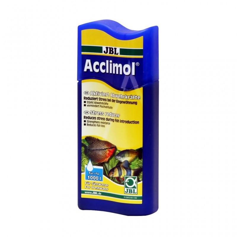 JBL Acclimol 250ml protegge i pesci in acquario