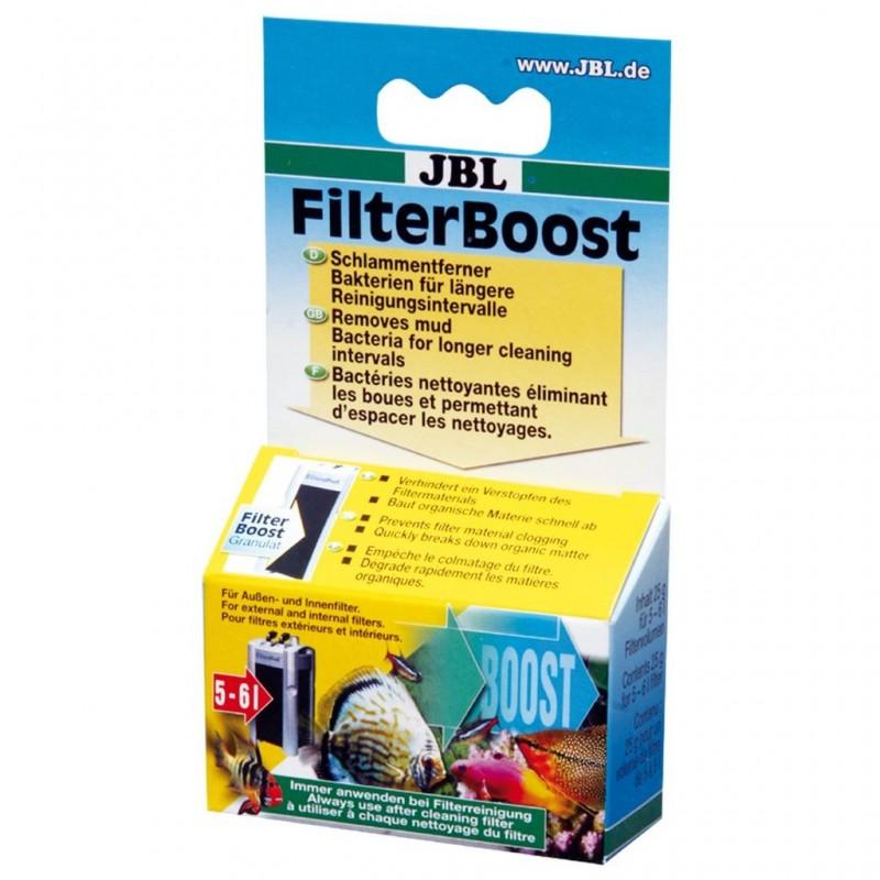 JBL Filter Boost Colture Batteriche Ottimizza il Rendimento del Filtro in acquario