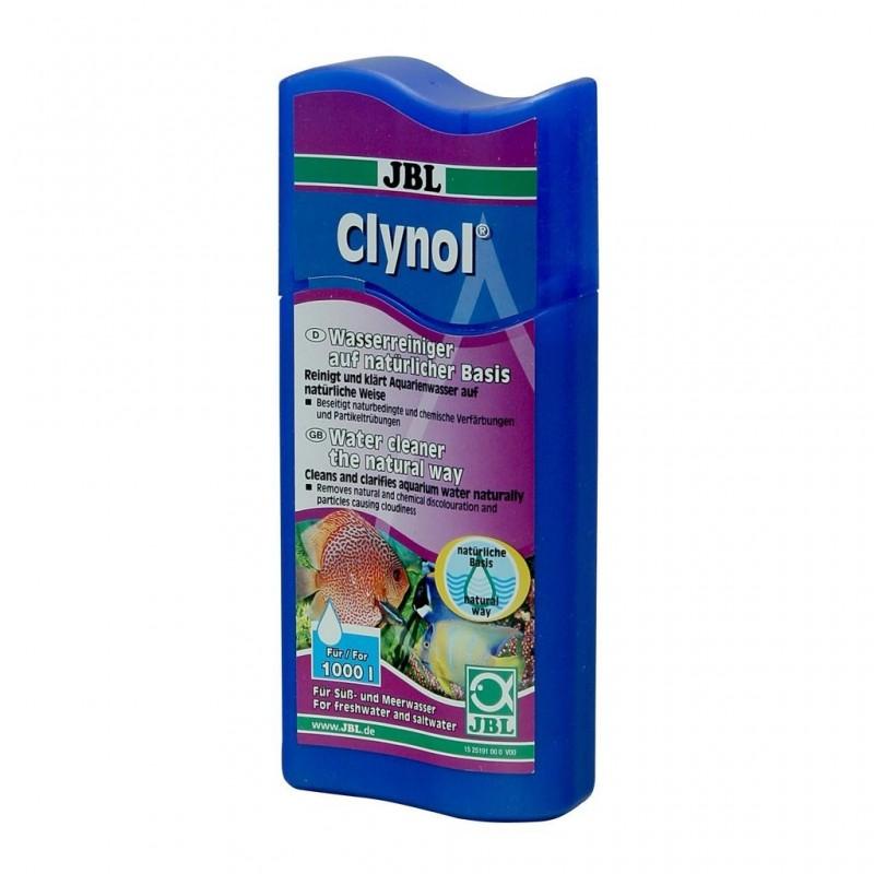 JBL Clynol 100ml depuratore d'acqua su base naturale per acquario