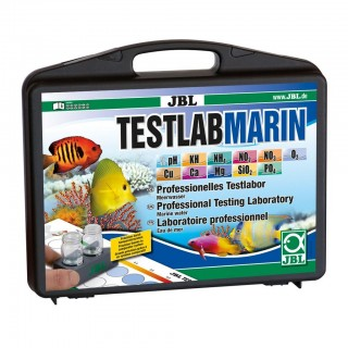 JBL Testlab Valigetta Professionale per le Analisi D'acqua Marina in acquario