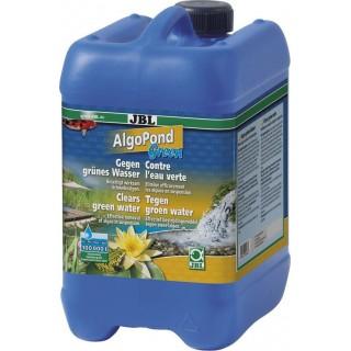 JBL AlgoPond Green 5 lt Elimina il problema con le alghe fluttuanti (acqua verde) nel laghetto