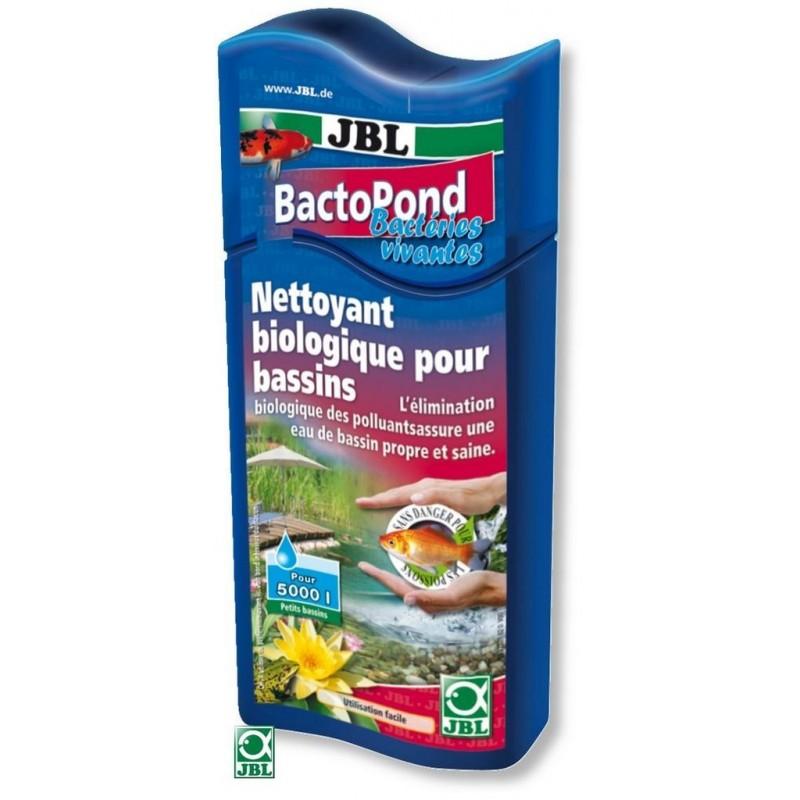 JBL BactoPond 250 ml Detergente biologico per il laghetto da giardino
