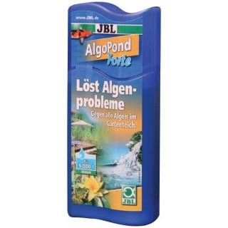 JBL AlgoPond Forte 250 ml Risolve i problemi delle alghe nel laghetto