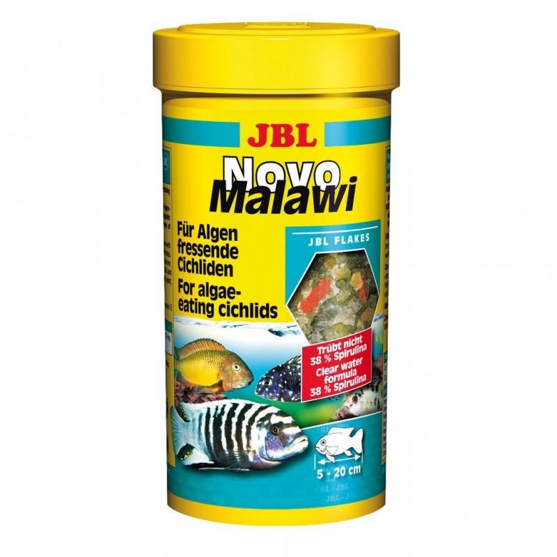 JBL Novo Malawi 250 ml mangime per pesci d'acquario