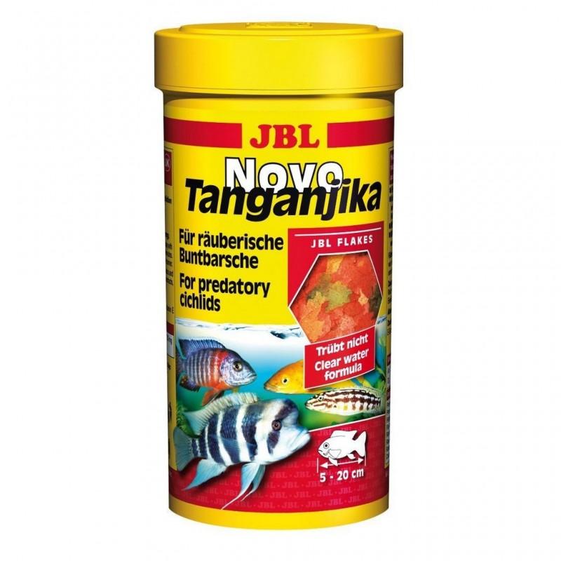 JBL Novo Tanganjika 1000 ml mangime per pesci d'acquario
