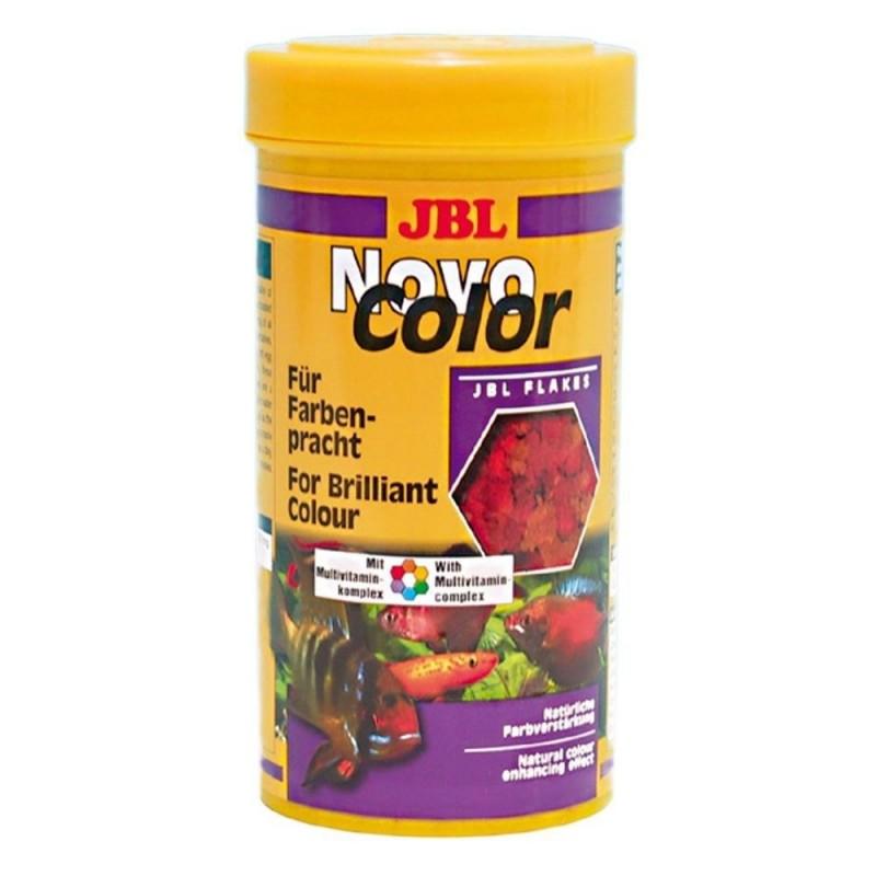 JBL Novo Color 100 ml mangime per pesci d'acquario