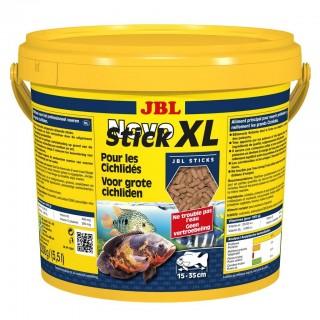 JBL Novo Stick XL 5.5 lt mangime per ciclidi pesci d'acquario