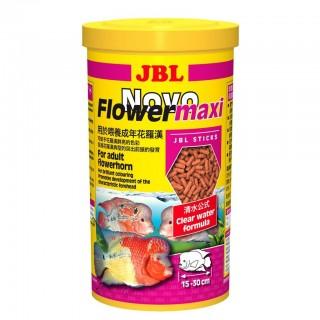 JBL Novo Flower maxi 1lt mangime per ciclidi Flowerhorn pesci d'acquario