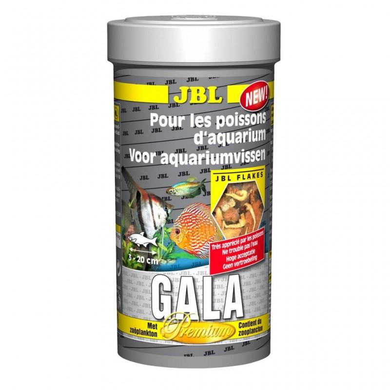JBL Gala 250 ml mangime per pesci esigenti d'acquario