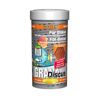 JBL Grana Discus 250 ml (ricarica) mangime galleggiante per pesci discus