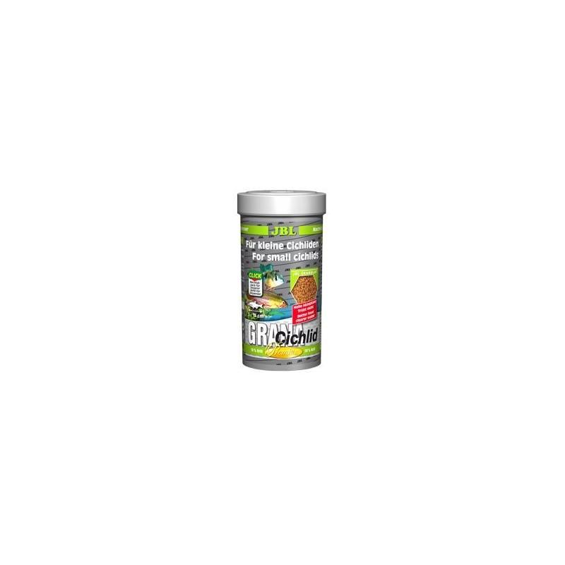 JBL Grana Cichlid 250 ml mangime semigalleggiante per pesci ciclidi