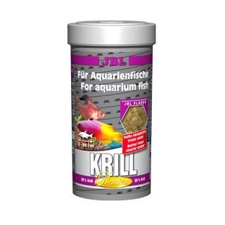 JBL Krill 250 ml mangime Krill in Fiocchi per tutti pesci
