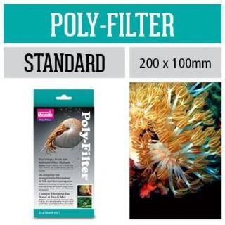 Arcadia POLY-FILTER Standard materiale filtrante per acquario elimina elementi tossici - A008