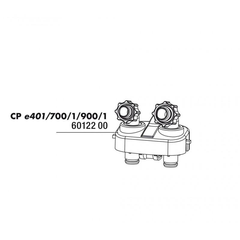 JBL CristalProfi e4/7/900/1 blocco raccordo tubi flessibili