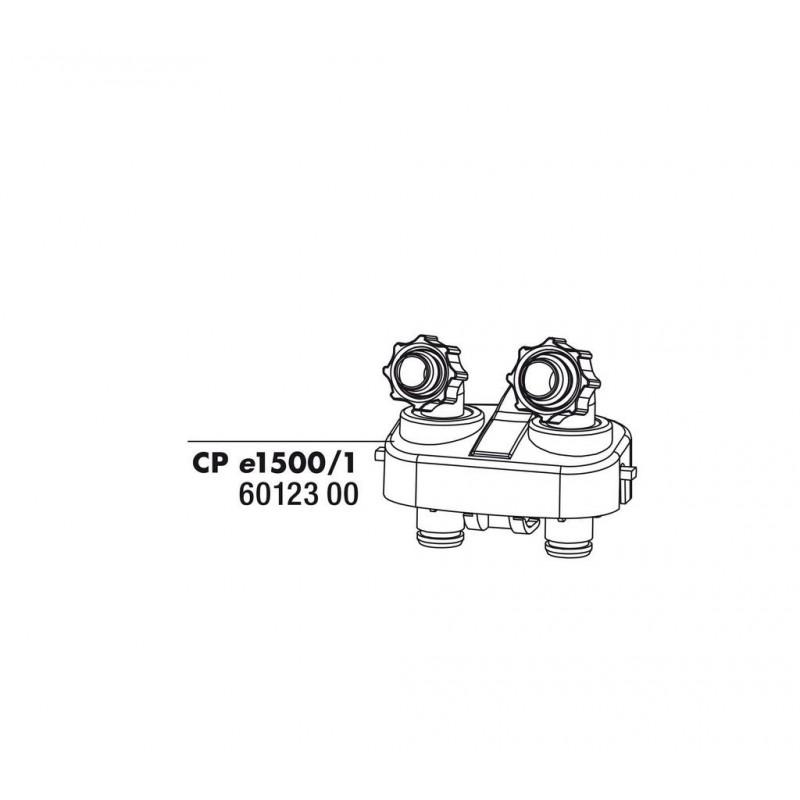 JBL CristalProfi e1500 blocco raccordo tubi flessibili