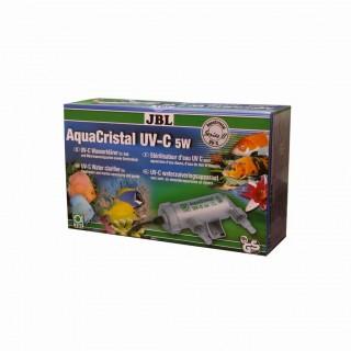 JBL AquaCristal Sterilizzatore UV-C 5 Watt Serie II lampada UV per acquario