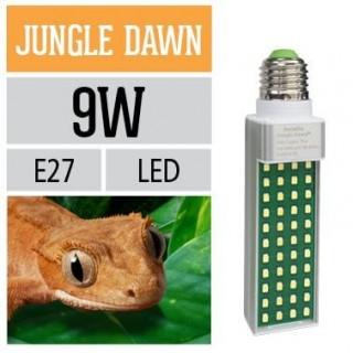 Arcadia Jungle Down LED 9 W E27 lampada esaltare i colori dei rettili in terrario -AJD09