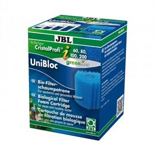 JBL UniBloc CristalProfi i60/80/100/200 cartuccia spugna per filtro d'acquario