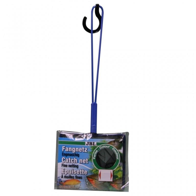 JBL RETINO per acquario a maglia fine con rete nera 20cm