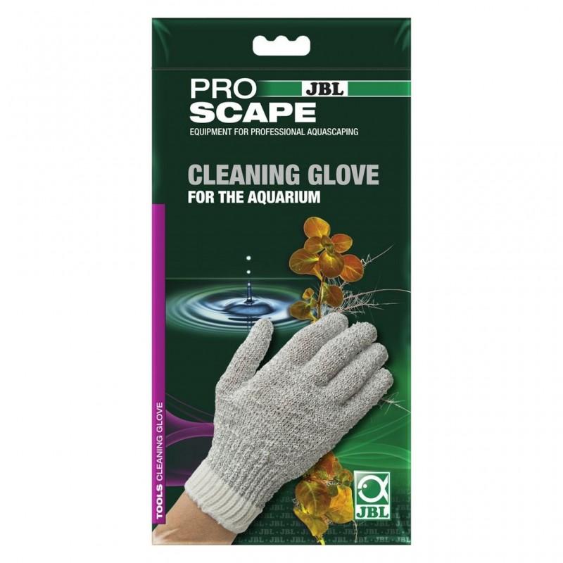 JBL ProScape Cleaning Glove Per pulire i vetri e gli oggetti contenuti nell'acquario