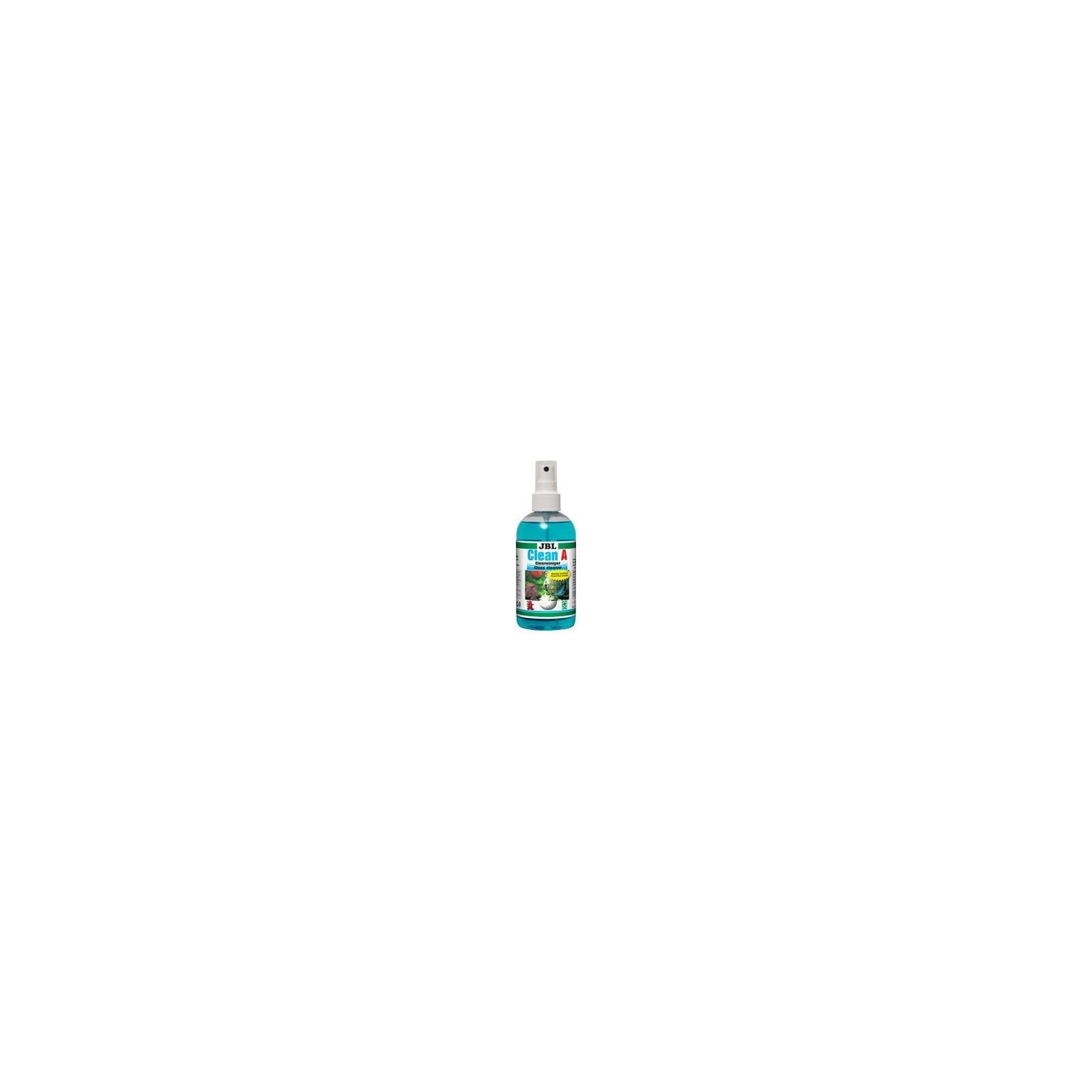JBL Bio Clean A 250 ml Pulisce in maniera efficace i vetri dell'acquario
