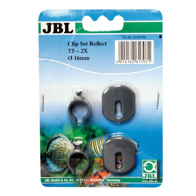 JBL CLIPS Plastica per riflettore neon T5