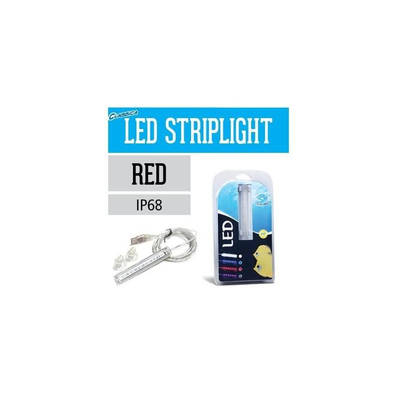 Arcadia Striscia LED IP68 Aqua-Brite rossa luce soffusa per acquario - CLFR6X