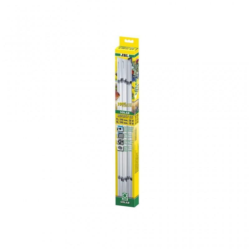 JBL Solar Reflect 55 Riflettore per Neon T8 18W/T5 28W 590mm