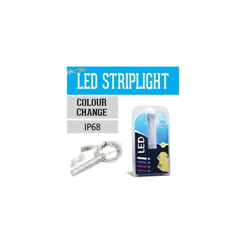 Arcadia Striscia LED IP68 Aqua-Brite cangiante lice vari colori per acquario - CLFRGB6