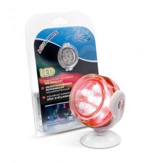 Arcadia Faretto a LED sommerso IP68 Aqua-Brite rosso luce per acquario - CLR6