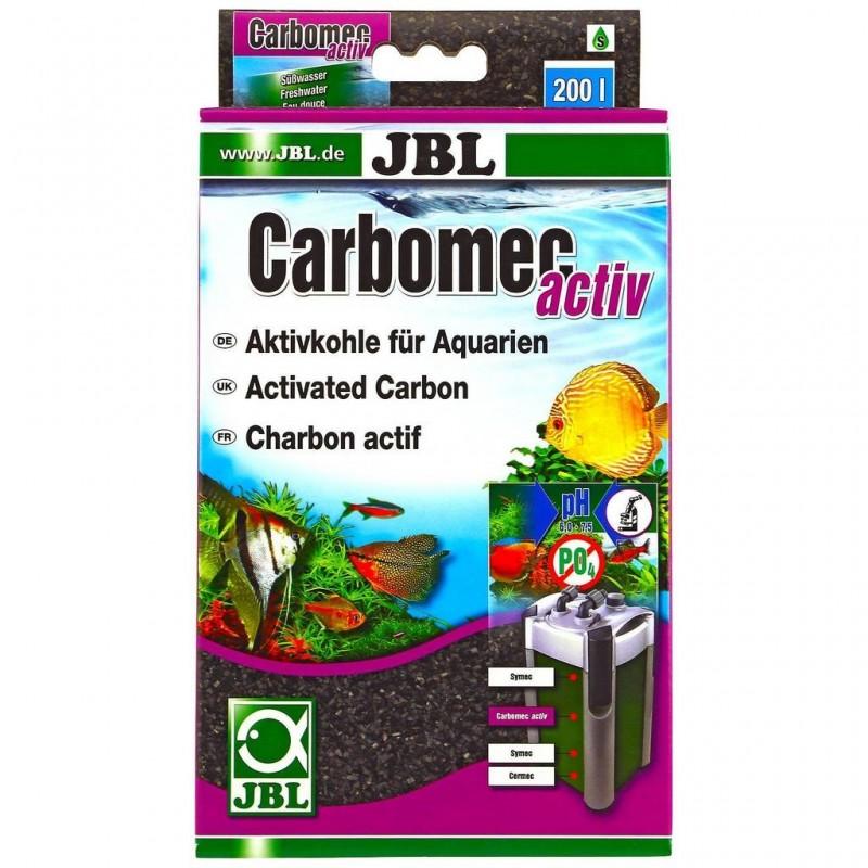 JBL CARBOMEC ACTIV 400 g Carbone attivo ad alta prestazione per acquari