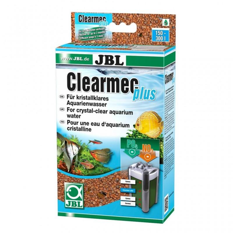 JBL CLEARMEC PLUS 1lt Massa filtrante per eliminare nitrito, nitrato e fosfato in acquario