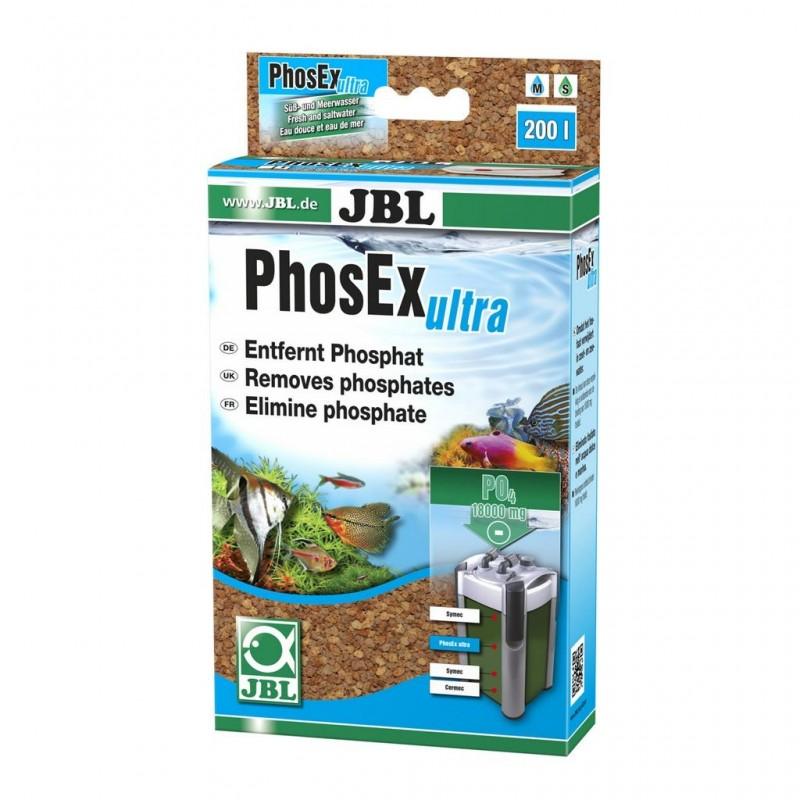 JBL PHOSEX Ultra 340g Massa filtrante per l'eliminazione del fosfato in acquario