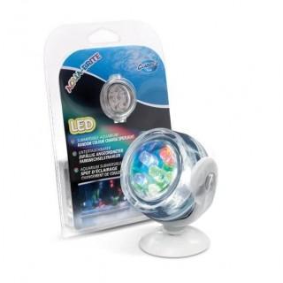 Arcadia Faretto a LED sommerso IP68 Aqua-Brite cangiante luce multicolore per acquario - CLRGB6