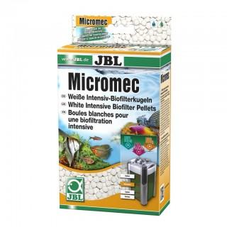 JBL MICROMEC 650g Sfere bianche bioflitranti intense per filtri d'acquario