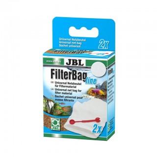 JBL  FILTERBAG 2 pz Sacchetto per materiale filtrante fine per filtri d'acquario