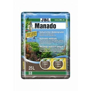 JBL Manado fondo fertile 25 lt per la crescita delle piante in acquario