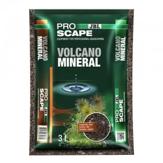 JBL ProScape Volcano Mineral 3lt fondo substrato fertile di origine vulcanica per acquario