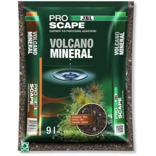 JBL ProScape Volcano Mineral 9lt fondo substrato fertile di origine vulcanica per acquario