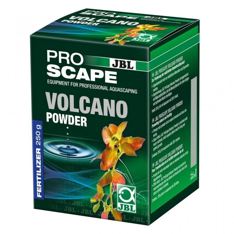 JBL ProScape Volcano Powder 250gr fondo substrato fertile di origine vulcanica per acquario