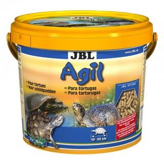 JBL Agil 2.5 lt mangime con vitamine per tartarughe d'acqua e palude