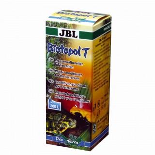 JBL Biotopol T 50ml Biocondizionatore per Terrari