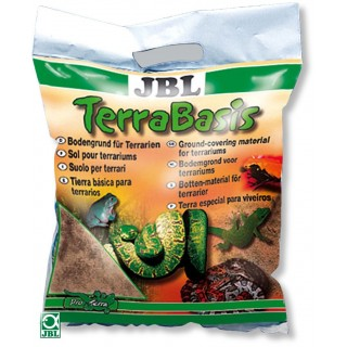 JBL TerraBasis 5 lt Terreno per il fondo di terrari e paludi